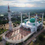Masjid Agung Madani, Image By IG : @teguhmuhd