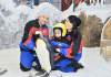 Sharena & Ryan - Ski Dubai