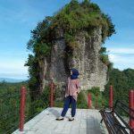 Keindahan Puncak Widosari, Image By IG : @aninda_afidatu