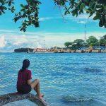 Pulau Merak Besar, Image By IG : @reginaziza