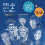 Inilah Nama Pembicara Ubud Writers & Readers Festival 2018