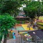 Taman Bermain Lapangan Sempur, Image By IG : @dea.kariza