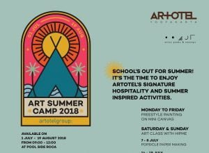 revinate art summer camp