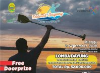 Festival Dayung Laguna Depok