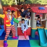 Fasilitas lengkap dengan taman bermain anak, Image By : Tim Prambanan Jazz 2018