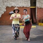 Belajar Tari Bali, Image By IG : @gwkbali