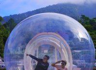Bubble Tent Di Ayanaz Gedongsongo, Image By IG : @dedihermawanboy
