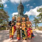 Jadi Orang Bali diGWK Photo Studio, Image By : GWK Bali