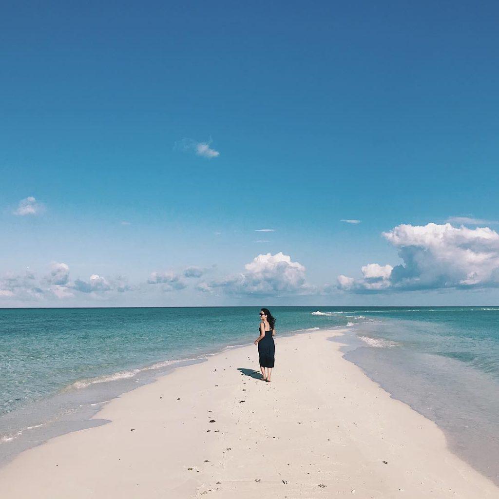 Pesona Pulau Manimbora, Image By IG : @michelletedjo