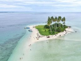 Pulau Manimbora, Image By IG : @luckyboen