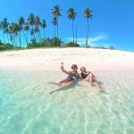 Pulau Spongebob di Indonesia, Image By IG : @wanderdiva
