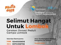 Selimut Untuk Lombok