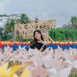 Taman Dewari Magelang, Photo By IG : @aluisiusgonzaga