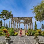 Yang Menarik Di Taman Ujung Karangasem, Image By IG : @fefefelixx