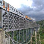 Keunikan Jembatan Cirahong, Image By IG : @labibmutashim (La'bib Mu'tashim )