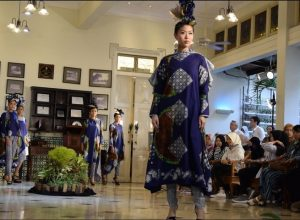 "February Interlude ""Jogja Unique Culture"" Fashion Show"