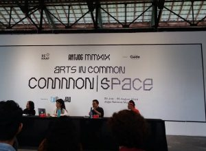 Sosialisasi ARTJOG 2019 ART IN COMMON