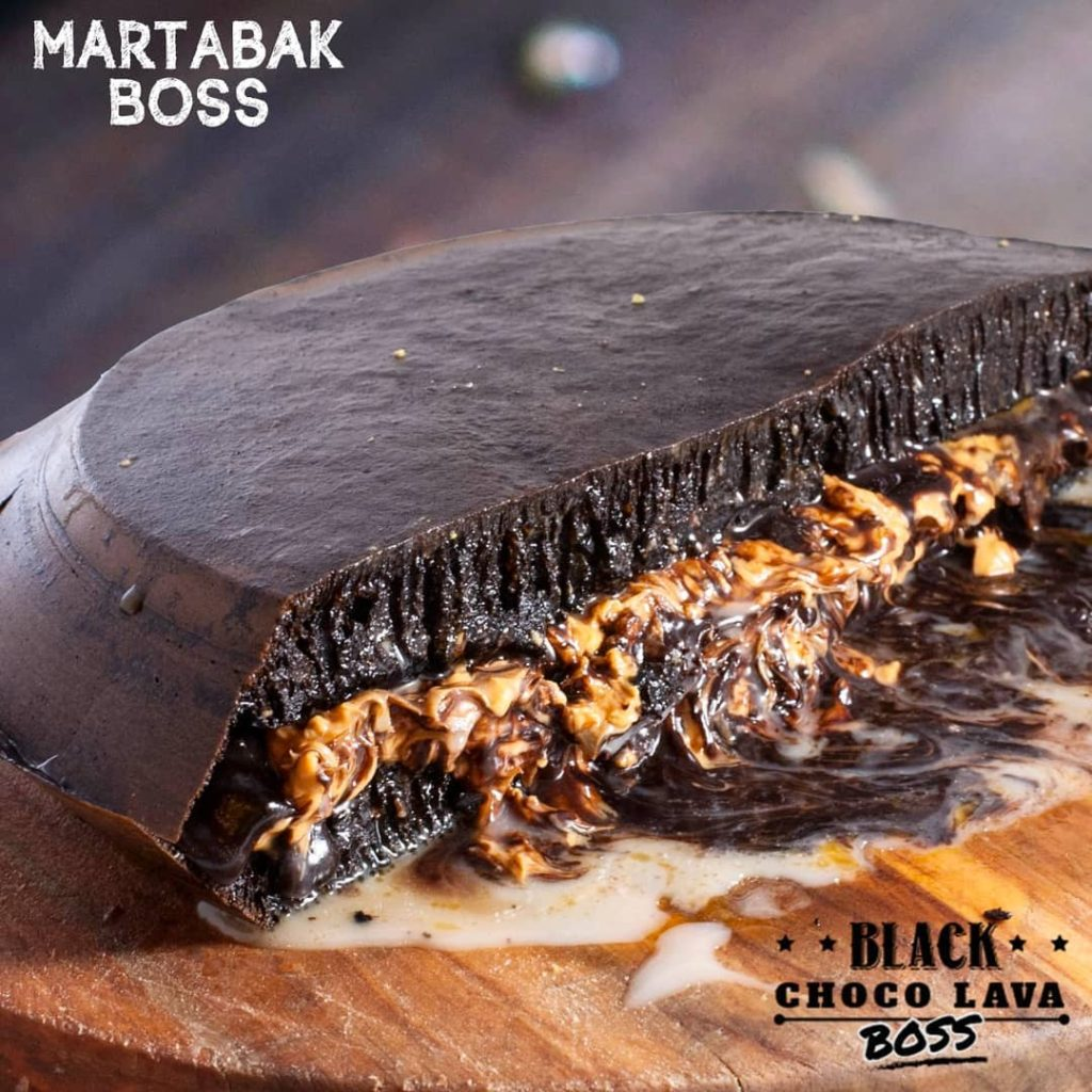 Martabak Boss, Image By IG : @MartabakBoss