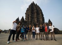 Candi Prambanan Photo By : Naufal