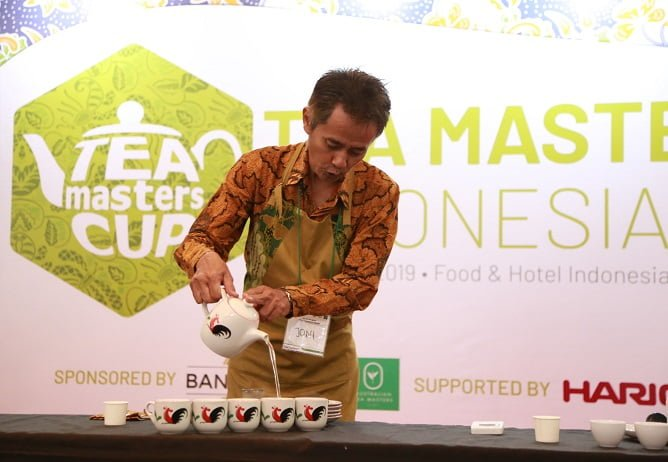 Tea Master Cup Indonesia 2019