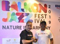 Bpk Jatmika Budi Santoso dan Bpk Bakkar Wibowo - Press Conference Balkonjazz Festival 2019- Official Doc Balkonjazz