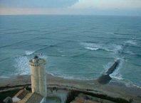 Gelombang Laut Persegi