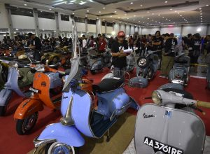 Indonesian Scooter Festival 2019, foto: official dokumentasi ISF #3 (Ary)