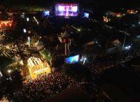 Lebih dari 8.000 pengunjung yang datang ke Balkonjazz 2019, Photo BY : Official Balkonjazz