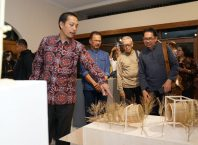 Aris Eko Nugroho, Sp., M.Si selaku Kepala Dinas Kebudayaan Daerah Istimewa Yogyakarta