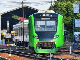 KA SOLO EKSPRES, Photo By : Pesona kereta api Indonesia (@train_photograph)