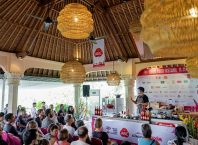 Ubud Food Festival, Photo By : Agung Abi, Kitchen Stage Michelin-starred Thai Curry