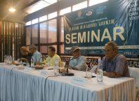 """Pemateri Seminar Seminar JSSP #3 Bertajuk """"Representasi dan Reinterpretasi Atas Garis Imajiner dan Sumbu Filosofis Yogyakarta"""""""