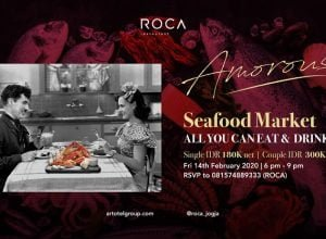 "Merayakan Valentine Dengan ""Love On The Weekend"" di Artotel"