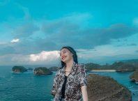 Pantai Kasap Pacitan, Image by IG : @aputriiwj