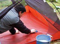 Cara membersihkan tenda yang benar, image by : oakstore.co.id