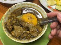 Pallubasa Makassar Dengan Kuning Telur