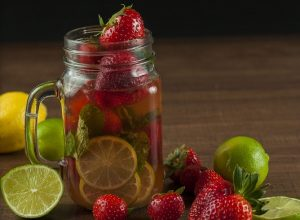 Tips Mudah Bikin Infused Water