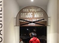 Artjog MMXX tahun 2020 Ditunda dan Sampai Ketemu di Artjog 2021, Photo By Andri