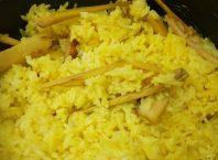 Cara Membuat Nasi Kuning Rice Cooker, Image By IG : @moniirecipe