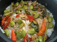 Resep Nasi Liwet Rice Cooker, Image by IG : @trikmasak