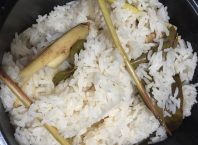 Resep Nasi Uduk Rice Cooker, Image By IG : @natalia_aja84