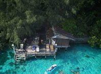 Keindahan Pulau Macan Kepualauan Seribu, Image by IG : @gesitwisnuprakoso