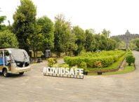 New Normal di Candi Borobudur dan Ratu Boko