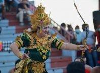 Pembayaran Digital QRIS Resmi Diterapkan di Wisata Kawasan Luar Pura Uluwatu Bali