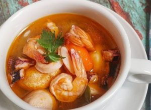 Resep Tomyam, Image By IG : @indopadresep