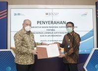 Ciptakan SDM yang Kompeten dan Profesional, LSP KAI Mendapatkan Lisensi dari BNSP