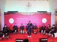 Yogyakarta Simphony Orchestra feat. Rio Febrian 2