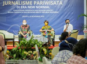 Jurnalisme Pariwisata di Era New Normal