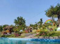Kolam Renang di Taman Edum Park Bantul, image by IG : @edumpark_tegaldowo