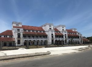 Gedung SCS Tegal, image by : twitter.com/infotegal